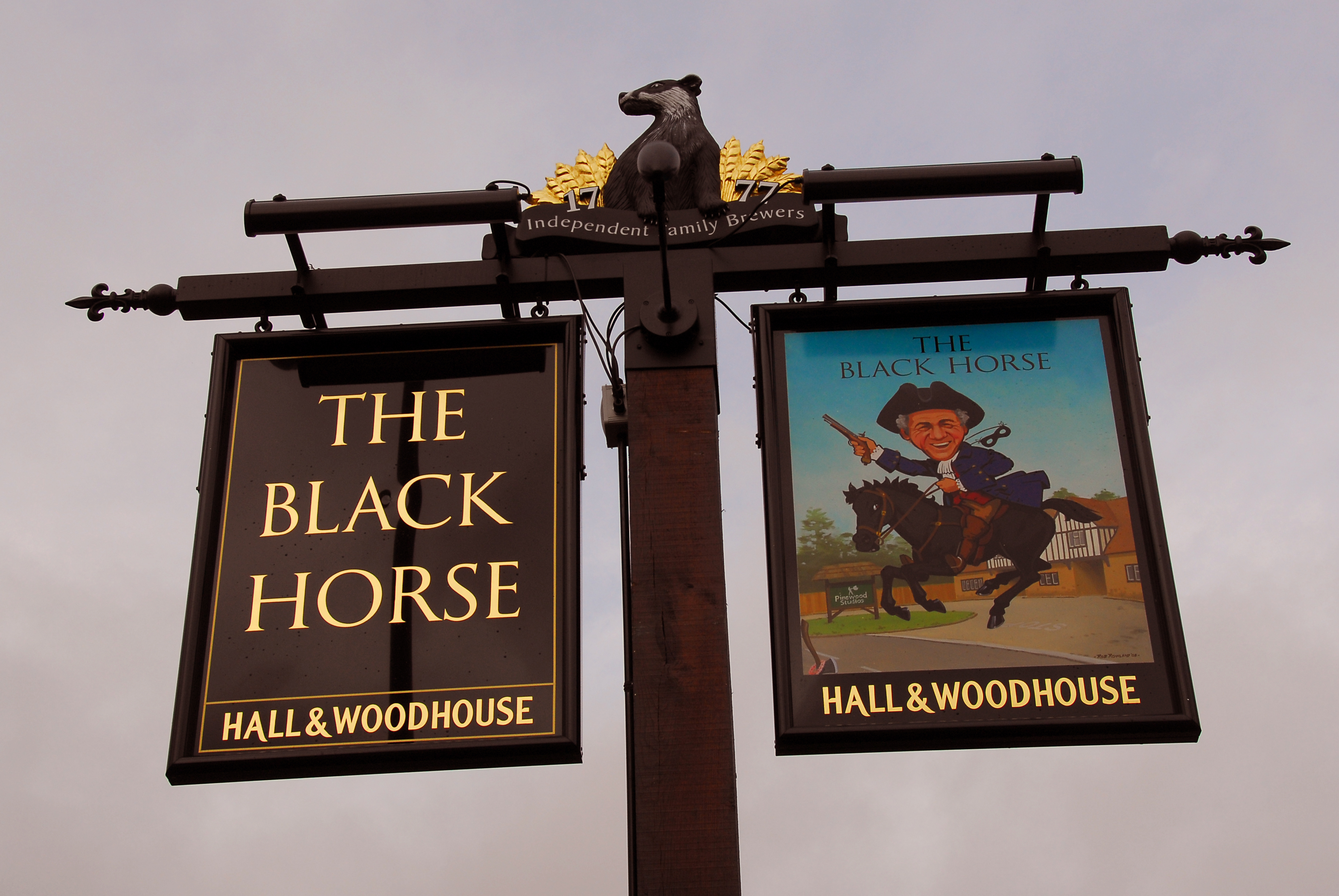 The Black Horse Iver Heath